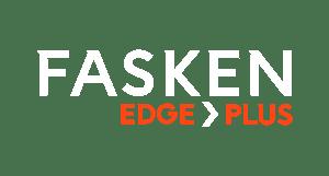 Fasken Edge Plus logo - reverse